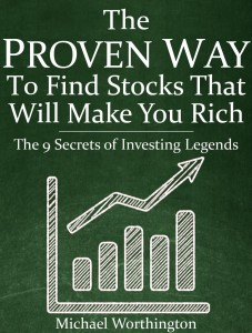 Proven Way To Find Stocks That Can Make You Wealthy